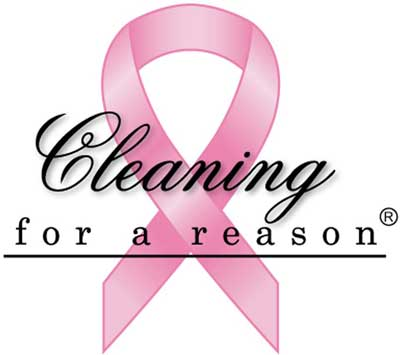 We are a proud members of the Cleaning for a Reason organization.
